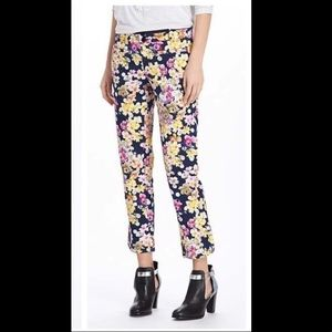 Cartonnier Floral Tapestry Charlie Pant Size 6